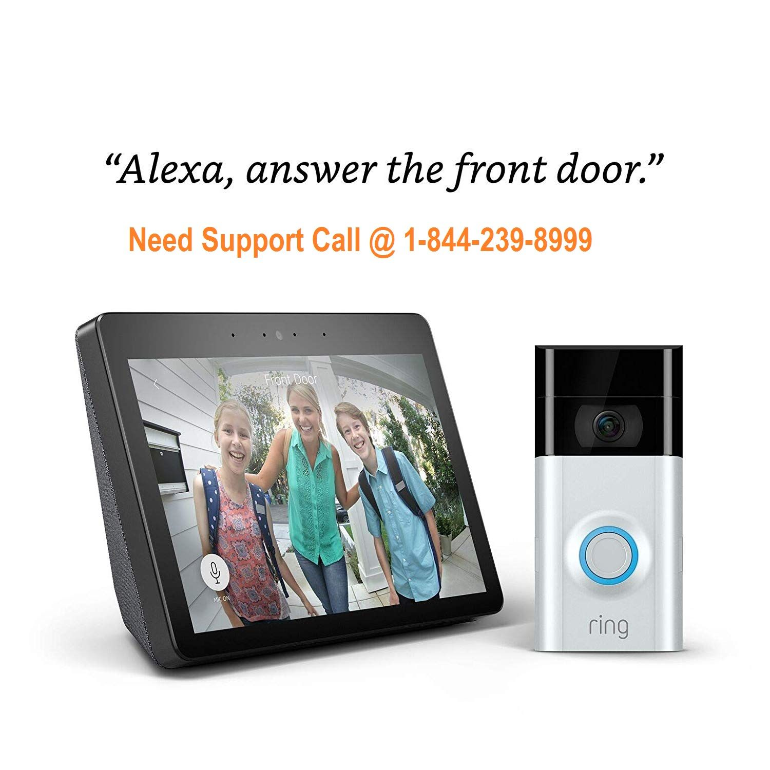 Video amarajones Alexa setup, Alexa app, Ring video
