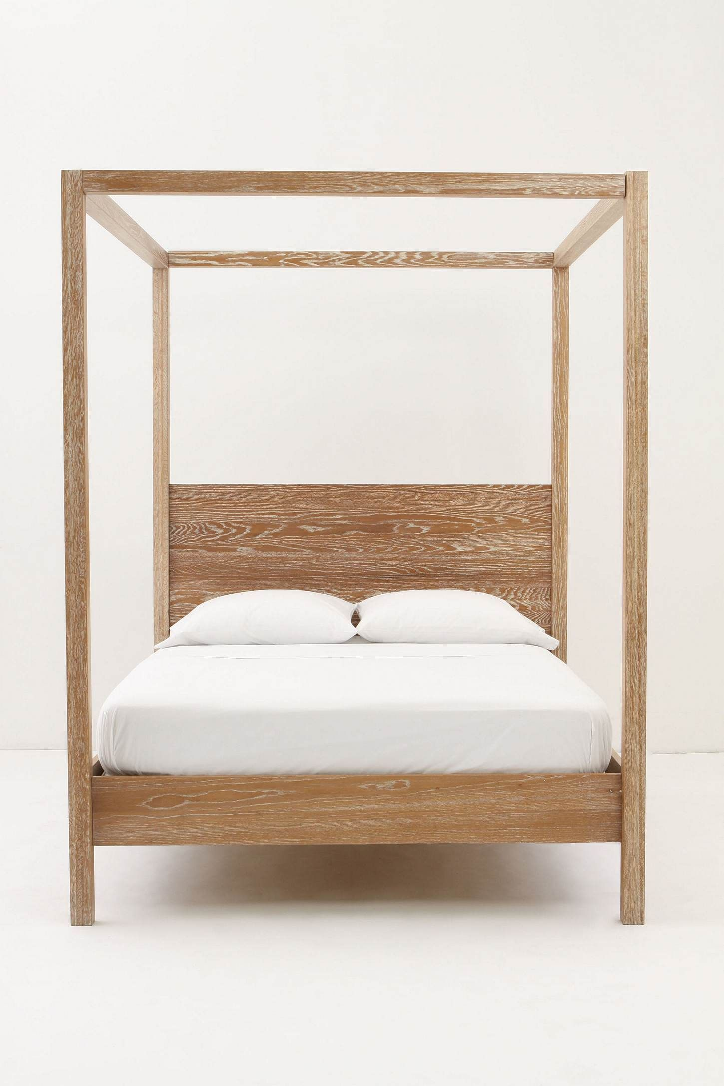 Beautiful canopy bed from Anthropologie Phòng ngủ
