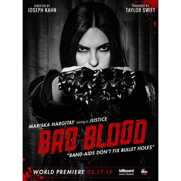 Cara Delevingne Joins 'Bad Blood' Cast as Mother Chucker ❤ liked on Polyvore featuring taylor swift, bad blood and people