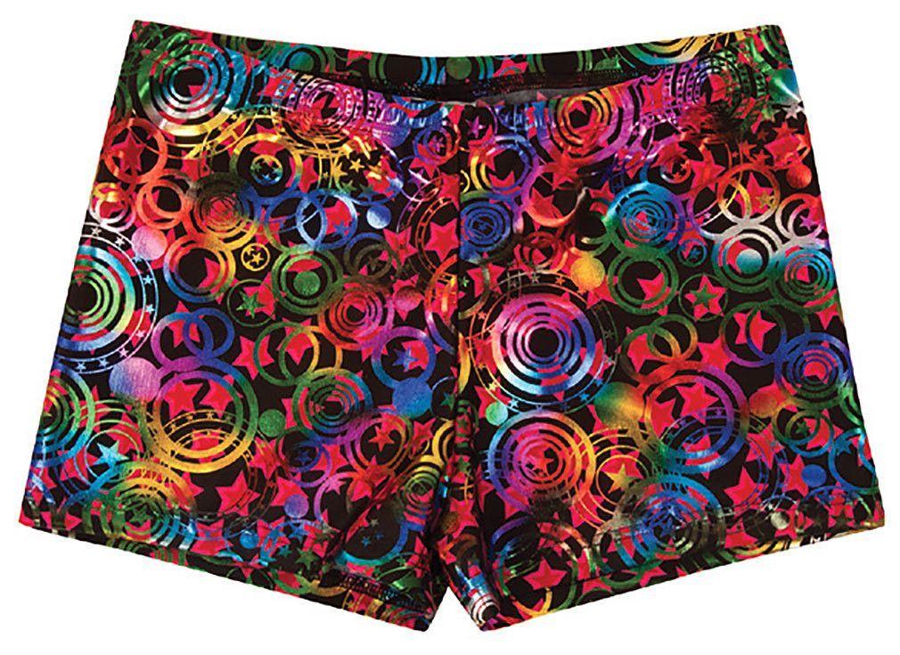 Print Hot Shorts