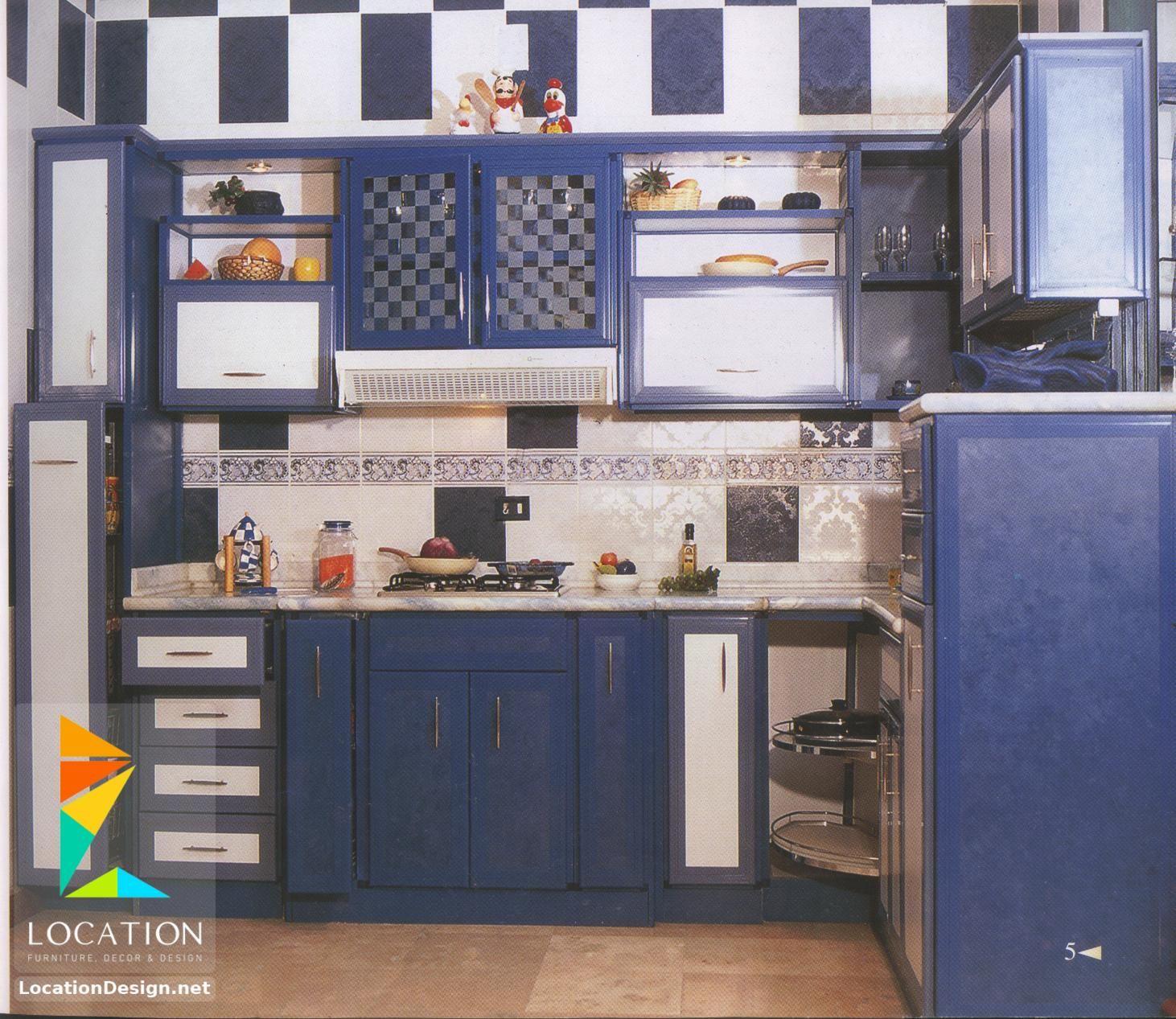 مطابخ الوميتال 2018 2019 تصاميم وديكورات مطابخ حديثة Home Diy Kitchen Cabinets Home