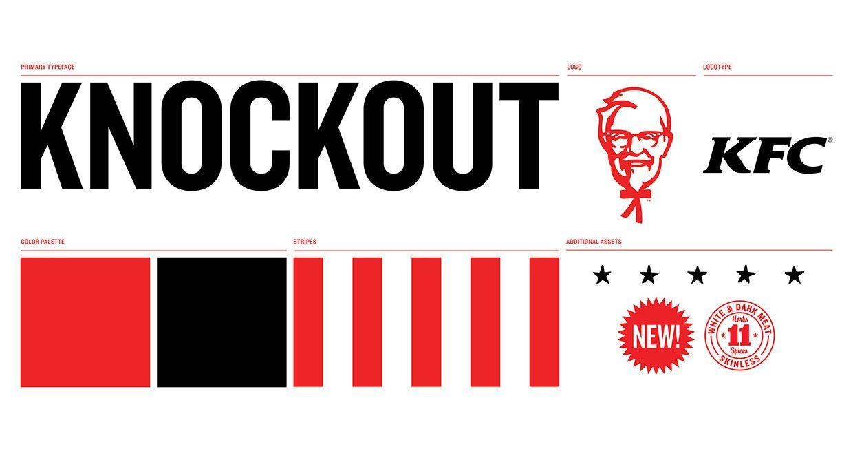 KFC Rebrand on Behance