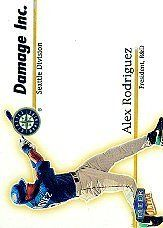 1999 Ultra Damage Inc. #1 Alex Rodriguez by Ultra. $8.40. 1999 Fleer Inc. trading card in near mint/mint condition, authenticated by Seller