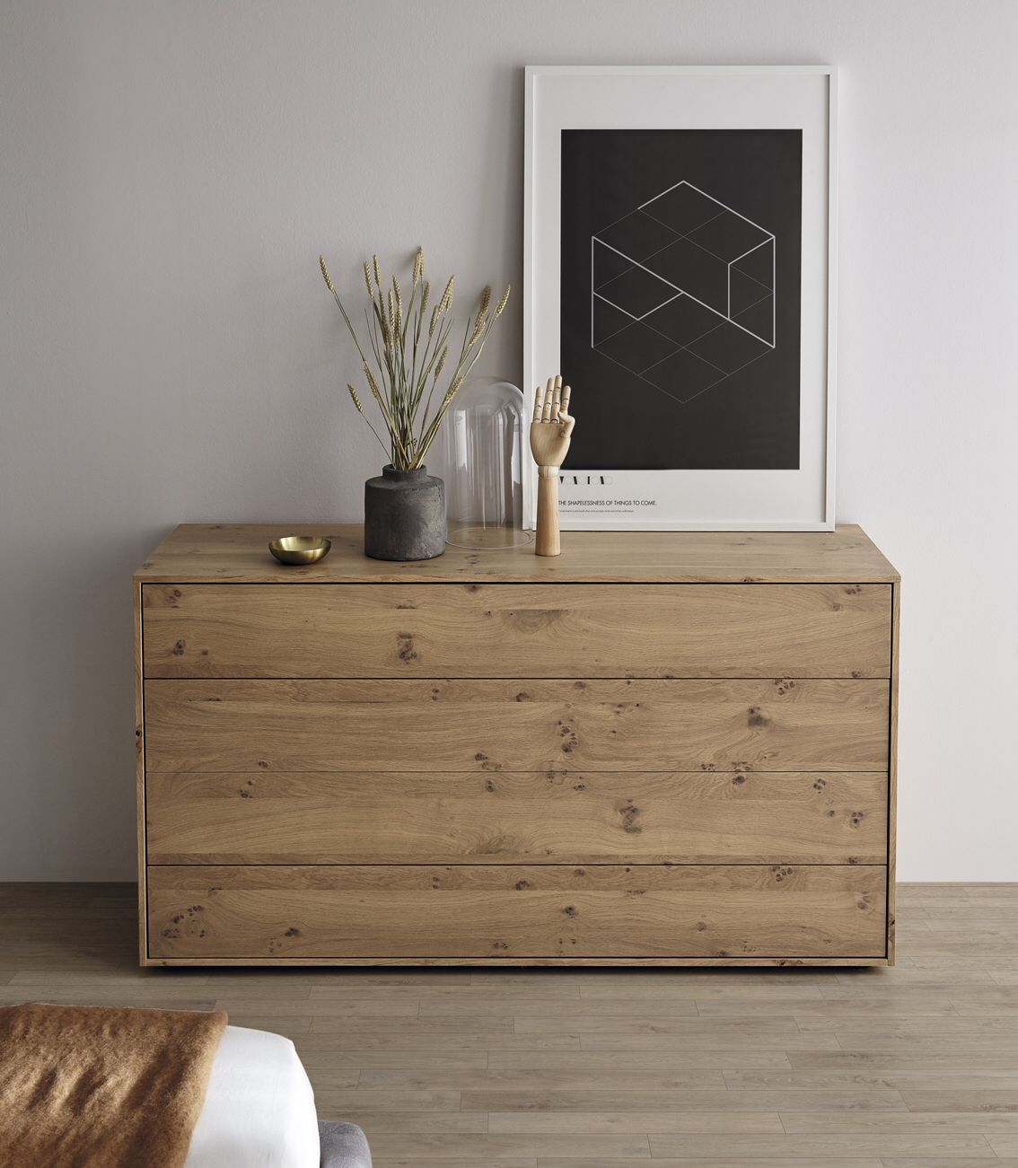 Comoda Roble Nudoso Muebles Decoracion De Muebles Dormitorios