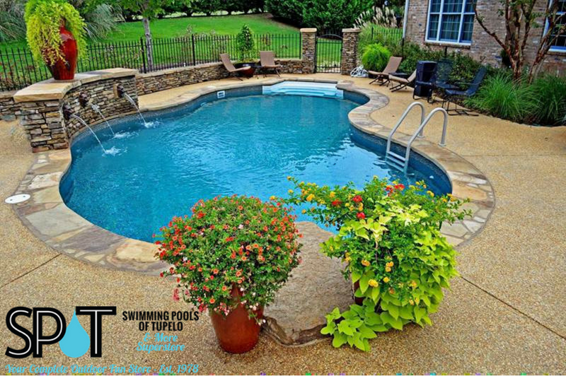 Pin by Swimming Pools Of Tupelo on Inground Pool Projects ...
