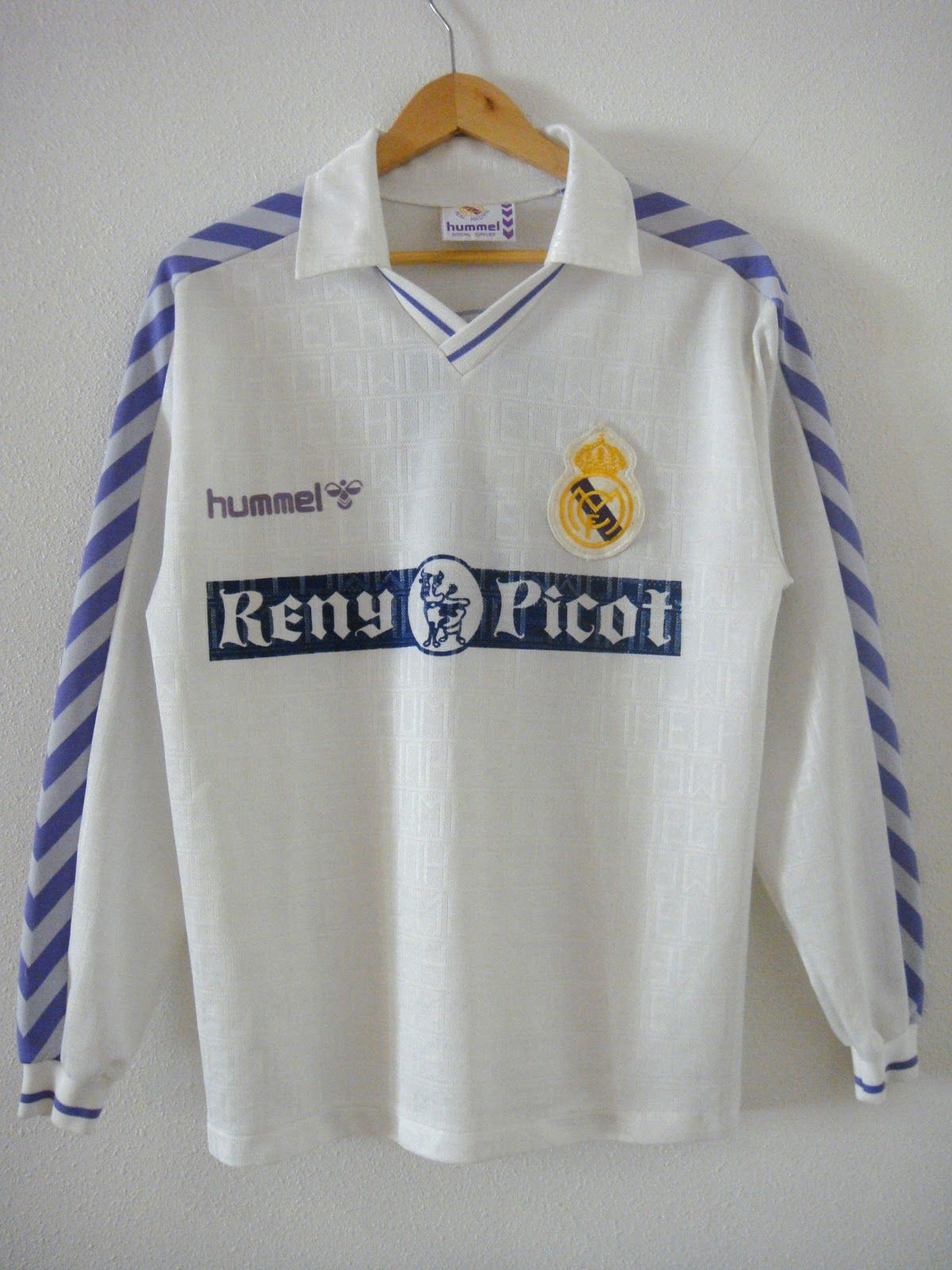 42e99173c Real Madrid 89-90 shirt