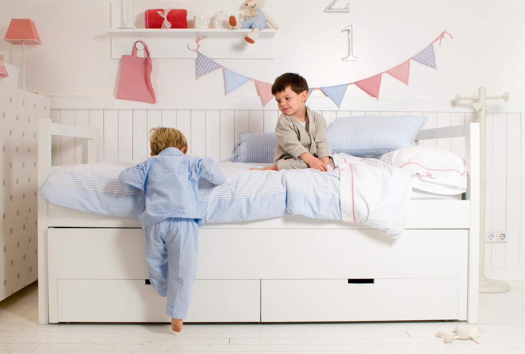 Camas nido muebles infantiles - Habitacion infantil cama nido ...
