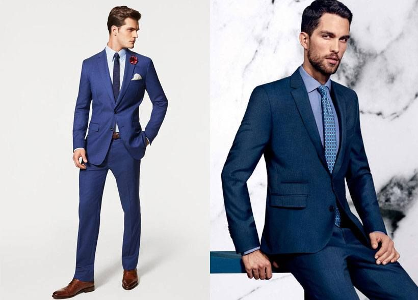 Formal Wedding Attire For Men-20 Best Semi Formal Outfits