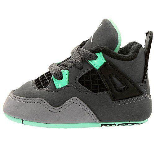 Baby Jordan Shoes Size 4 NIKE JORDAN 4 RETRO GP CRIB