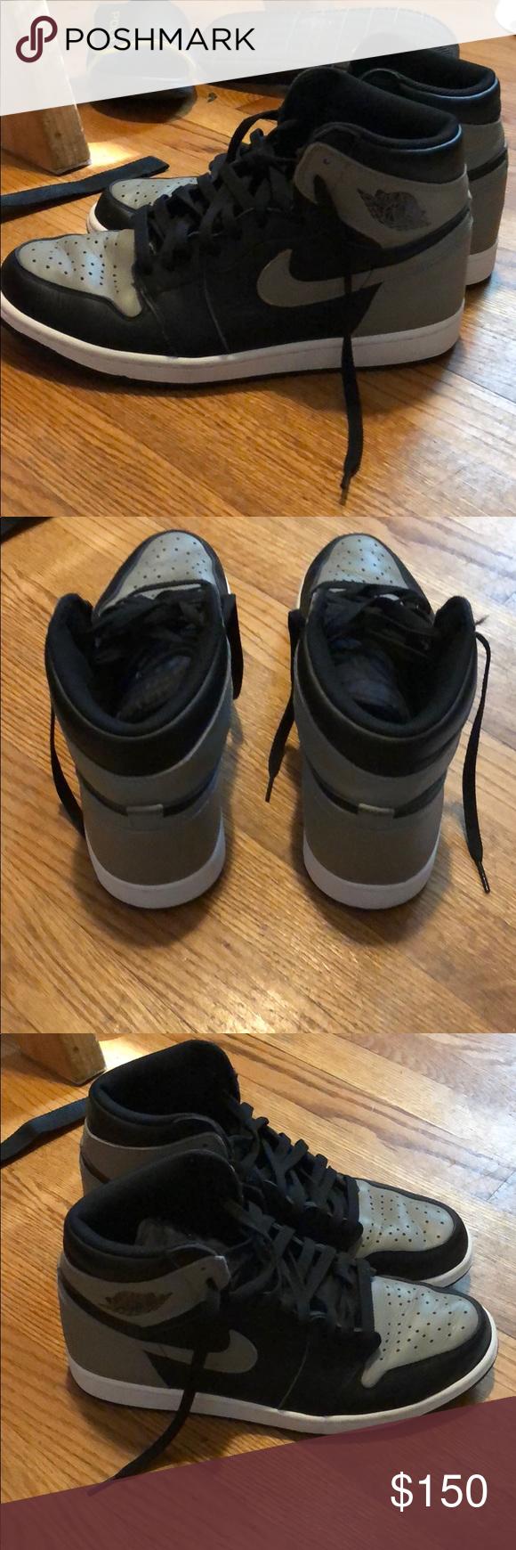 Air Jordan 1 Shadow Size 10.5 | Air