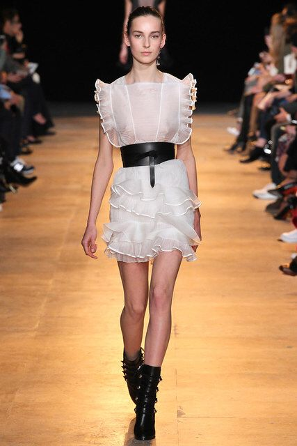 Isabel Marant | Fall 2015 Ready-to-Wear Collection | Vogue Runway