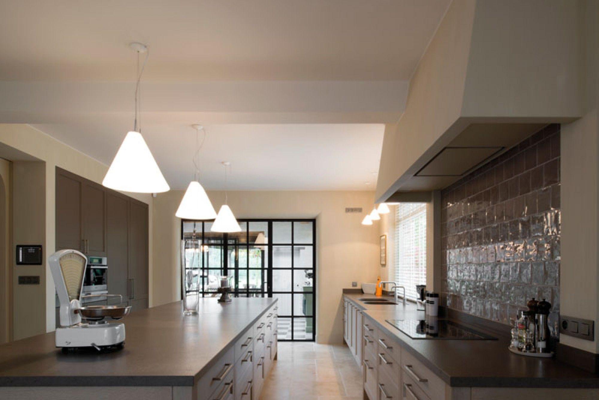 Küchenideen rustikal modern home sweet home  zeven jaar bouwen met hout en steen  keuken