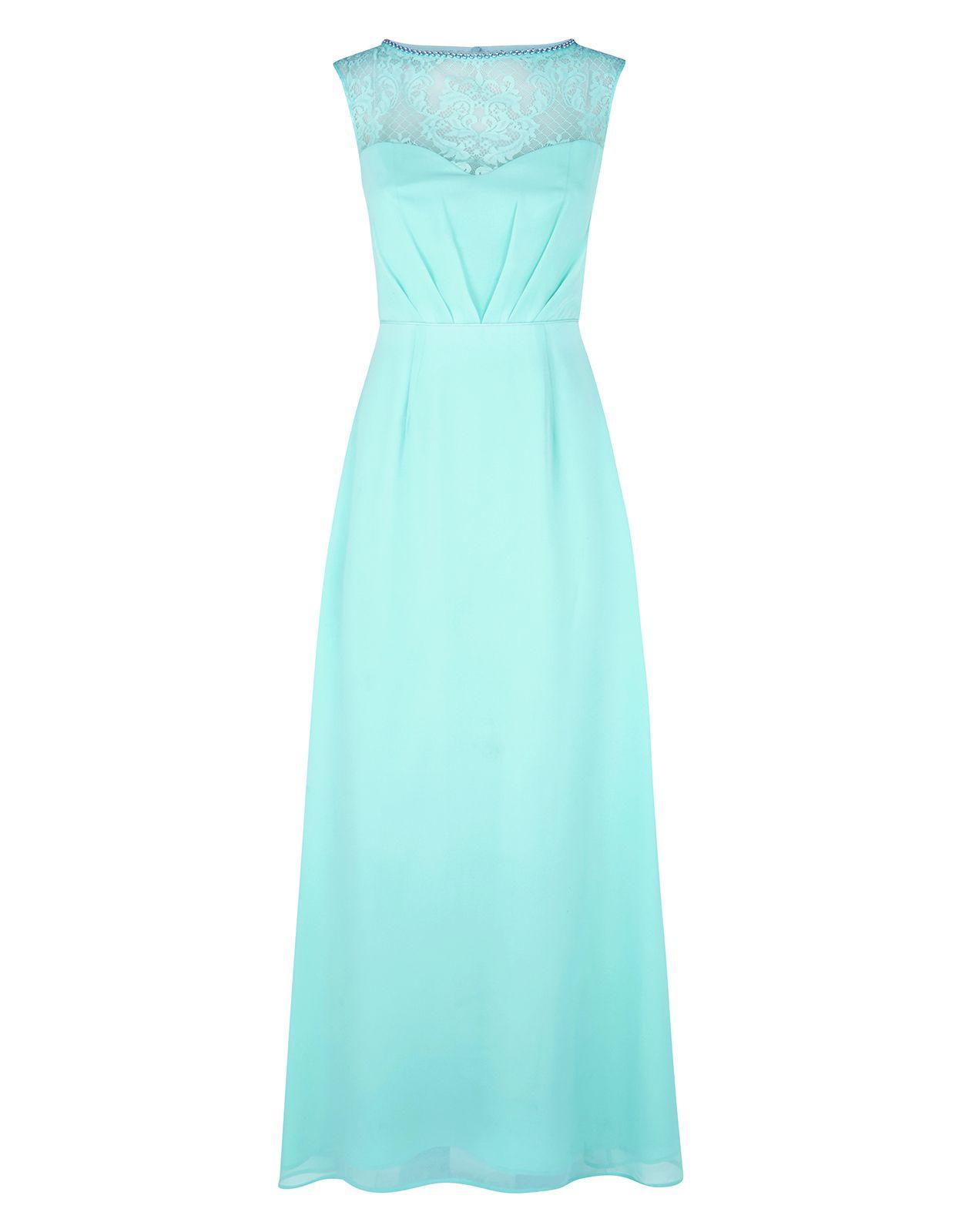 Maisie Maxi Dress | Blue | Monsoon | Bridesmaid | Pinterest ...