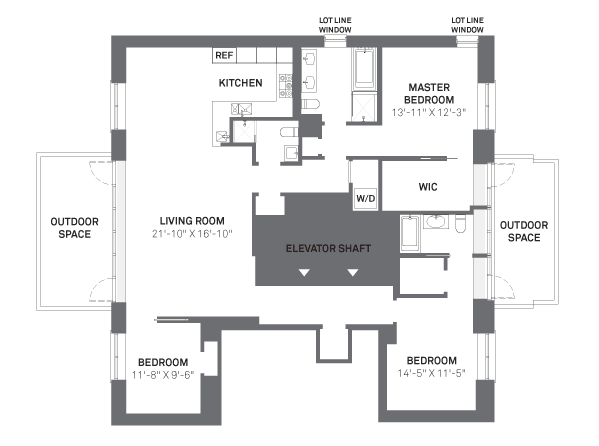 Pin On Favorite Floorplans