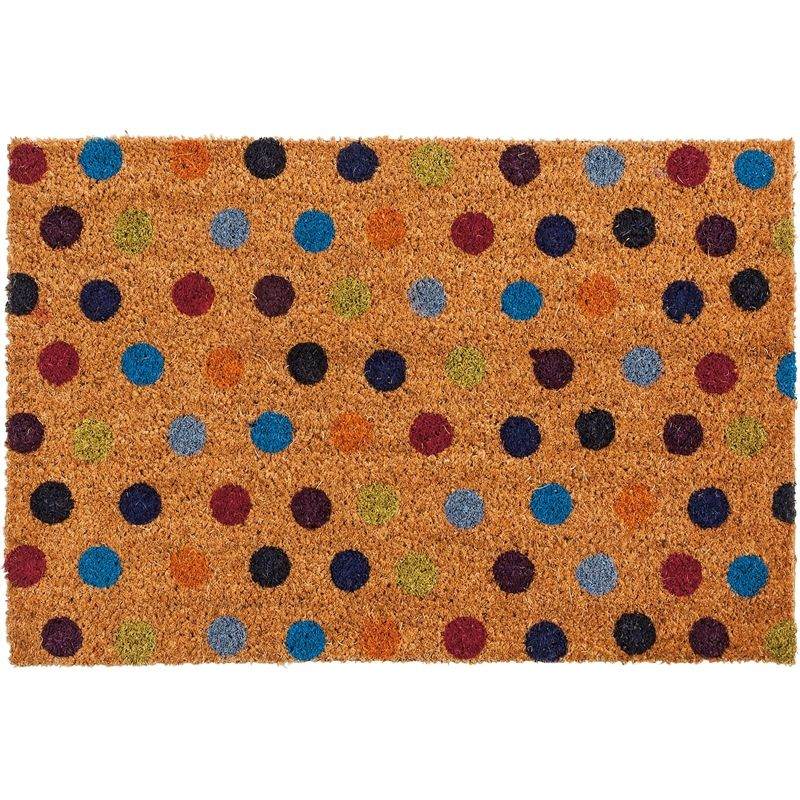 Find Polka Dot PVC Coir Doormat at Homebase. Visit your local store ...