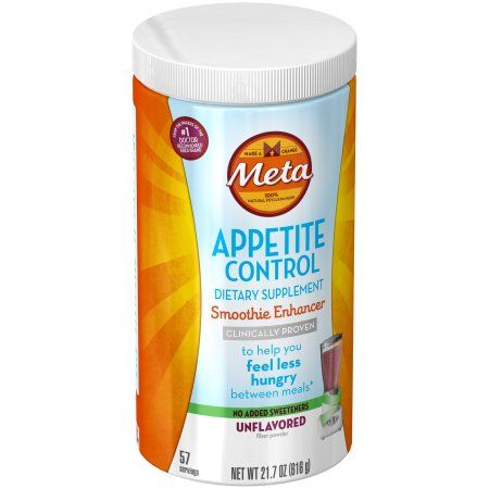 Appetite Control Meta Appetite Control Dietary Supplement
