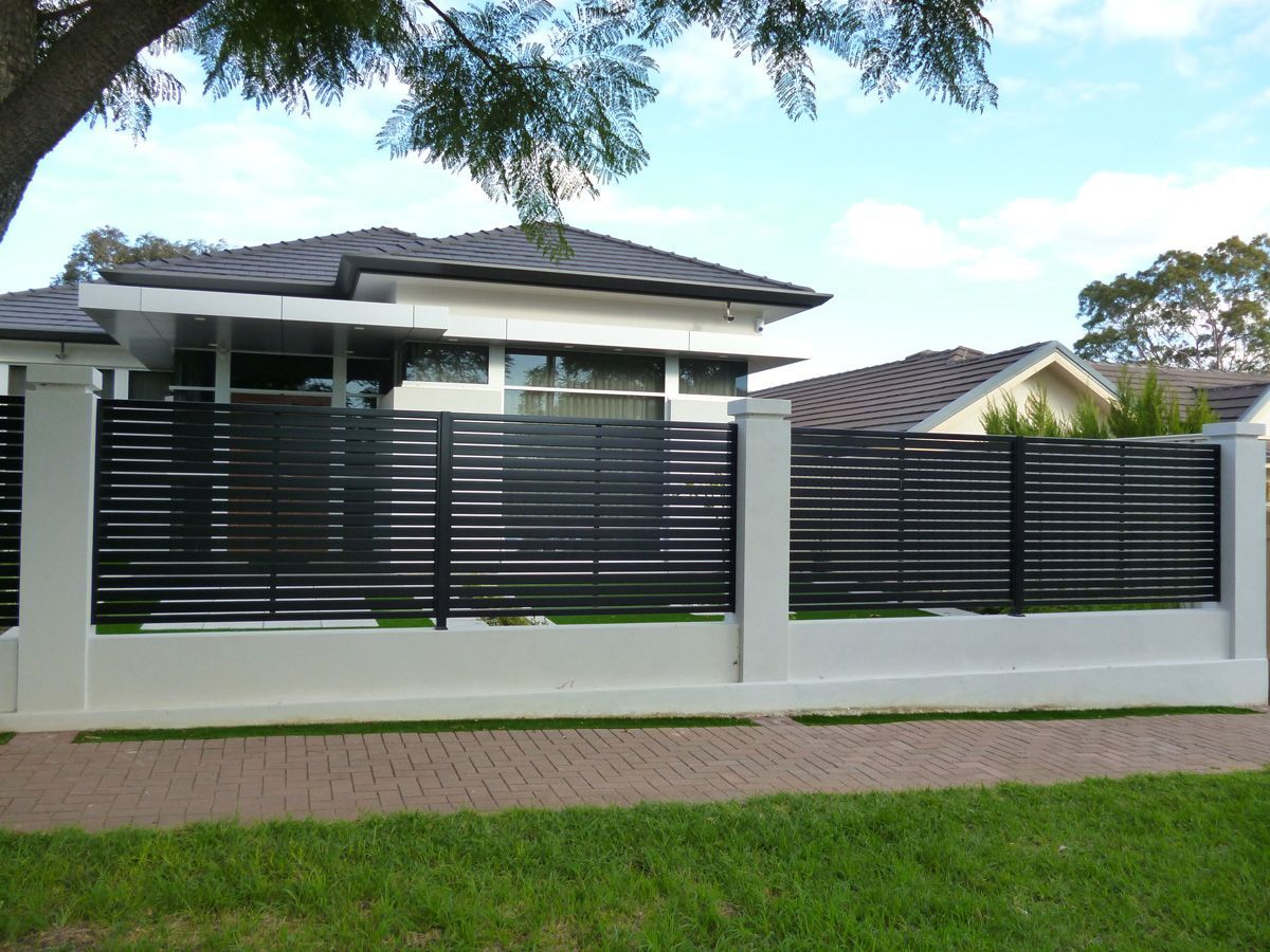 Garden Fence Stakes And Garden Fence At Menards In 2020 Modern Fence Design House Fence Design Fence Design