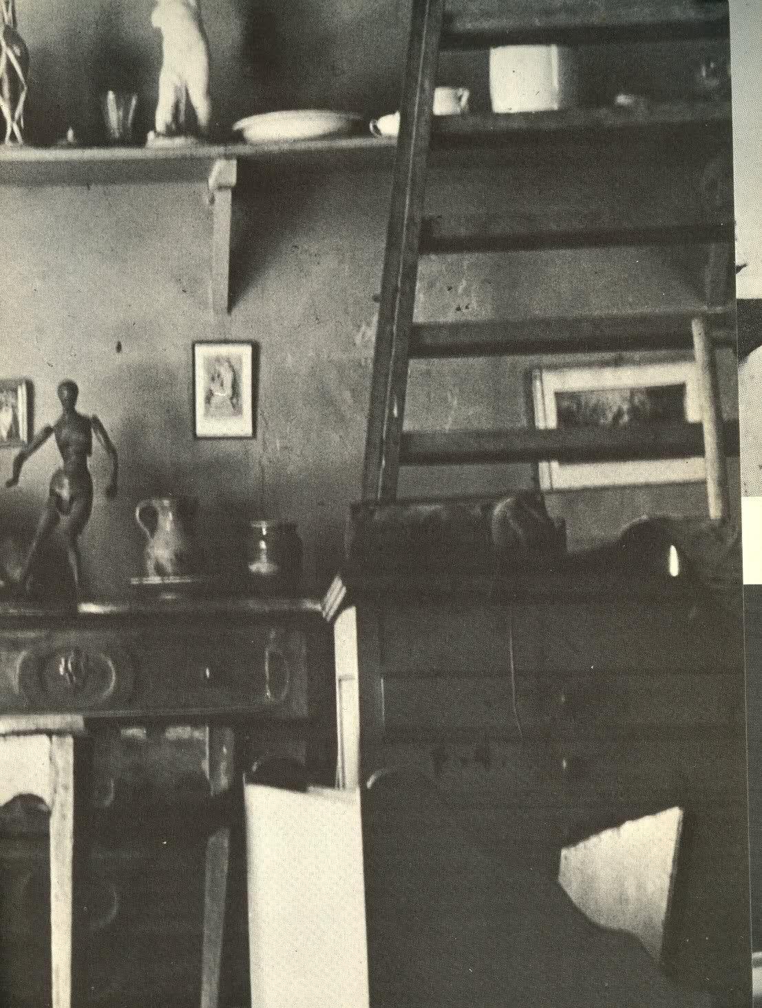 Paul Cezanne studio by Leiberman