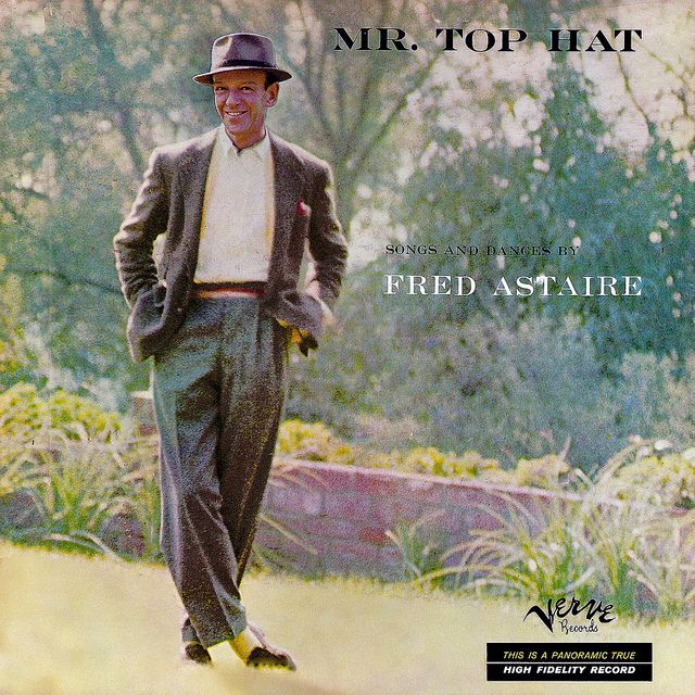Fred Astaire - Mr. Top Hat by LP Cover