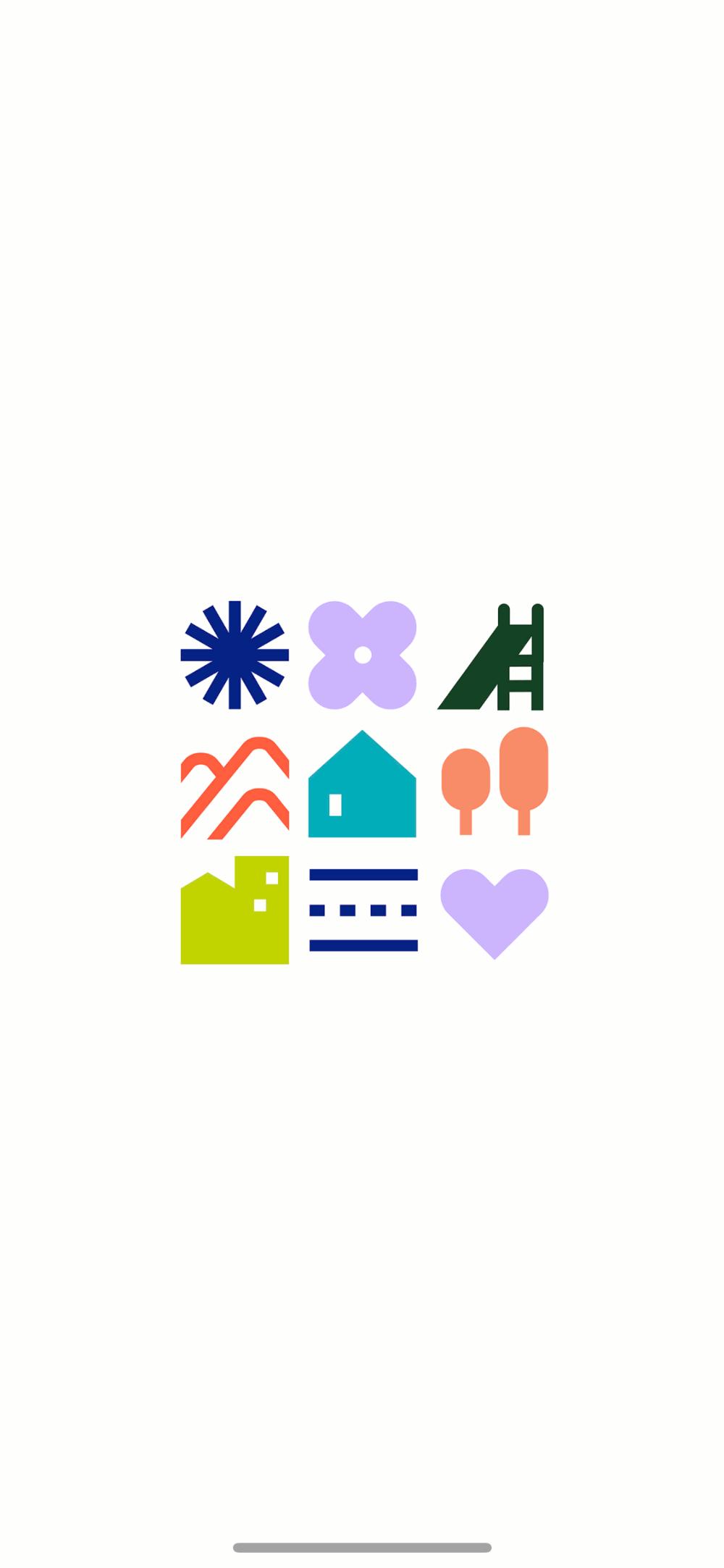 Trulia Ios Design Patterns Mobbin Mobile Design Patterns Identity Design Logo Ios Design