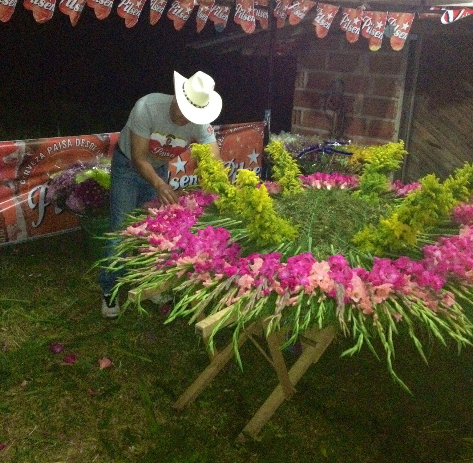 Feria de las flores favorite places colombia plants