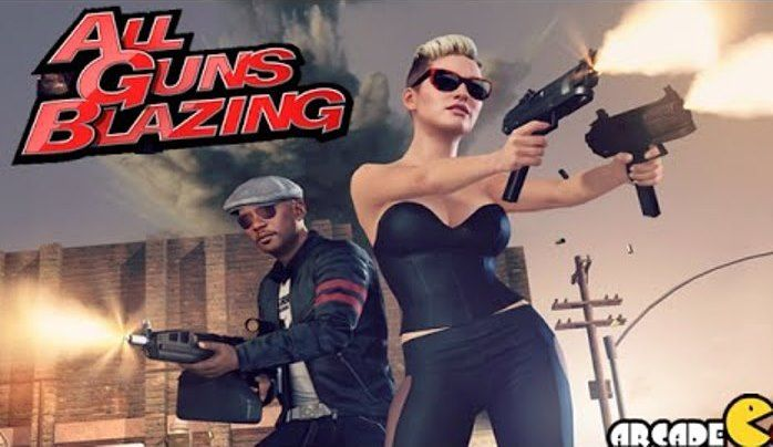 All Guns Blazing Apk Mod Android Download Best Android Games Guns Game App