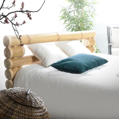 Tête de lit en bambou 160 Balyss Tikamoon, Tikamoon | Furniture ...