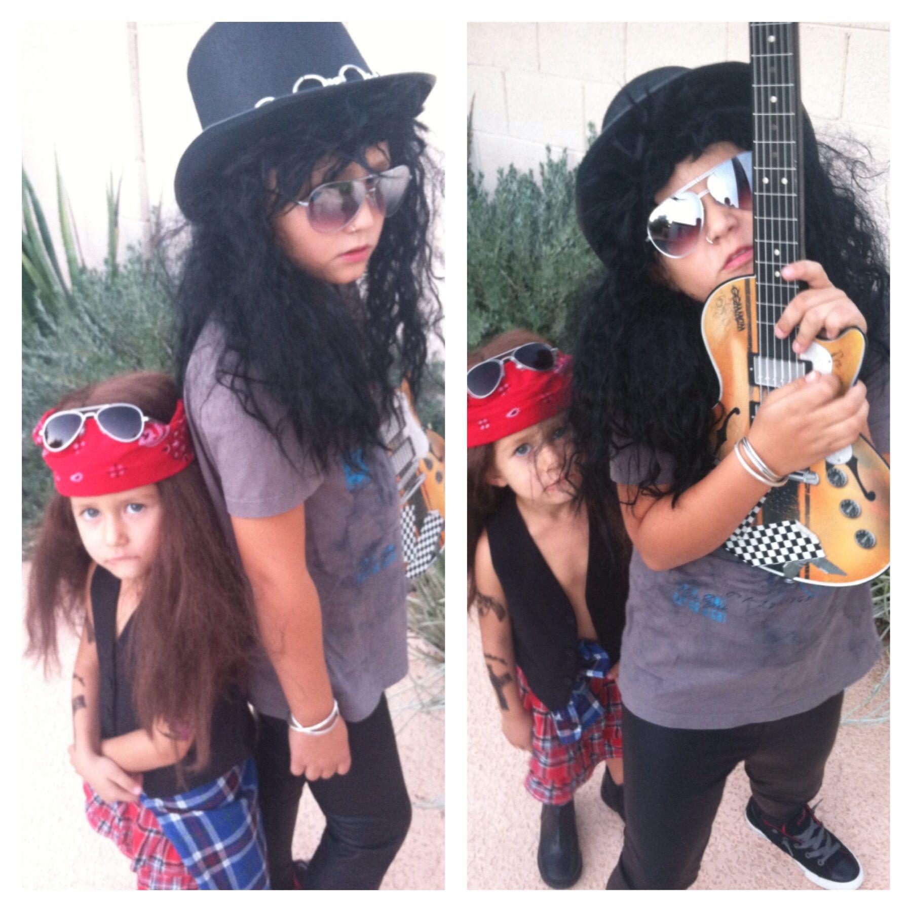 Axl Rose Kids