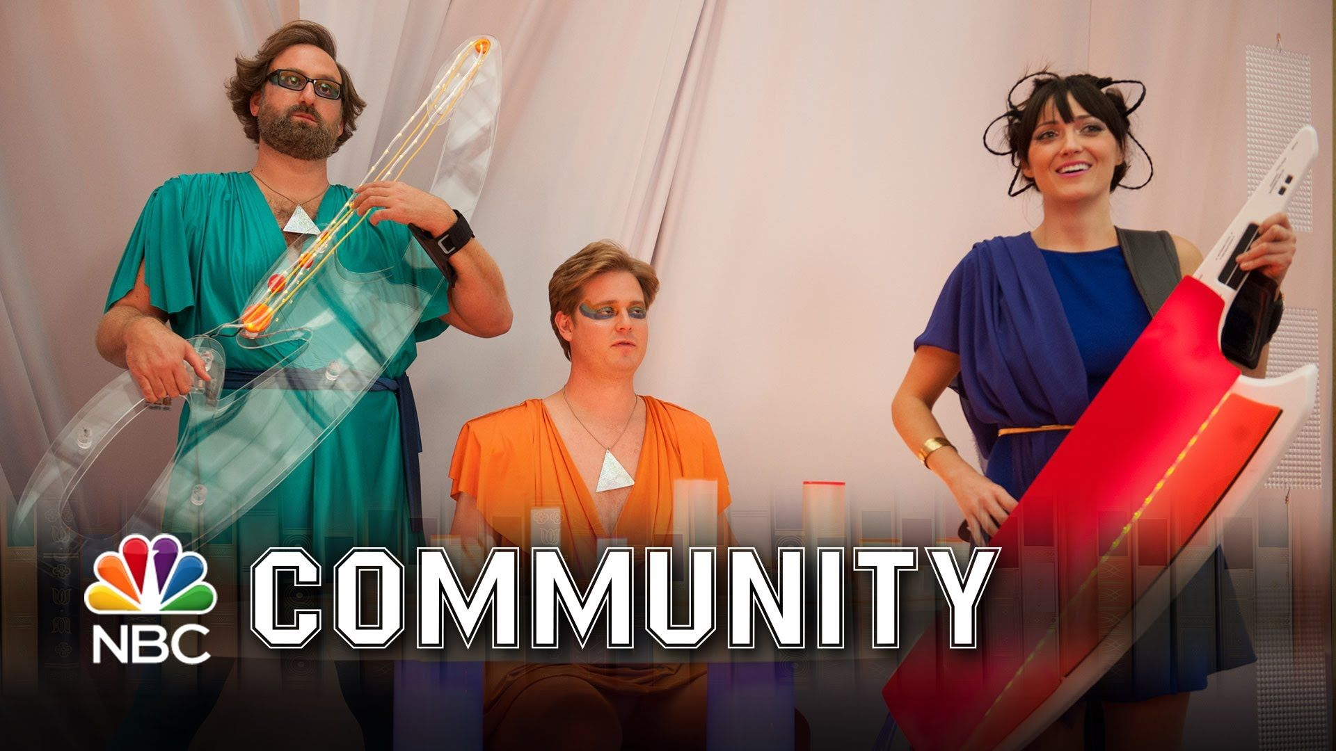"""Clip from """"App Development and Condiments"""" from Community"""