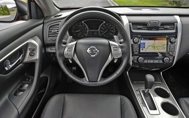 2014 Nissan Altima Interior Automoviles