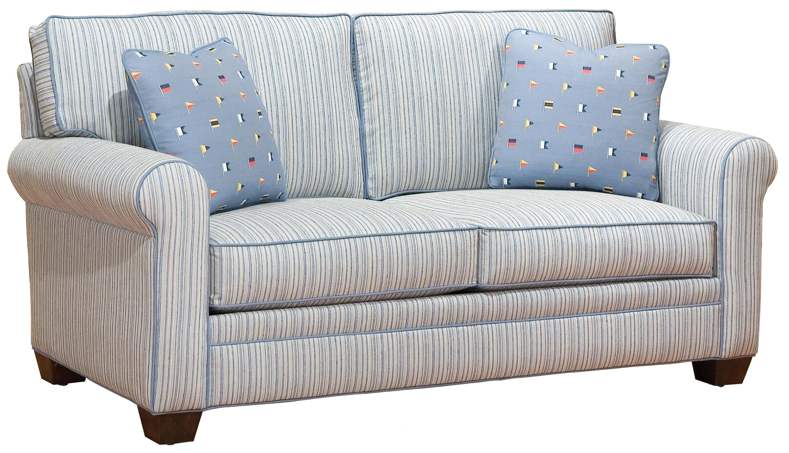 Best 3784 Apartment Size Sofa By Fairfield With Images 400 x 300