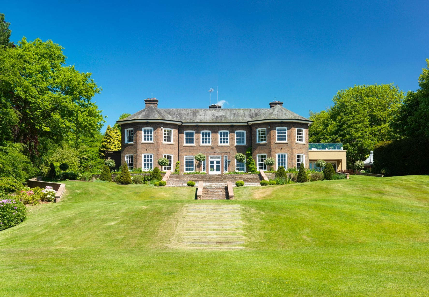 Get married in gary barlowus old mansion delamere manor opens for