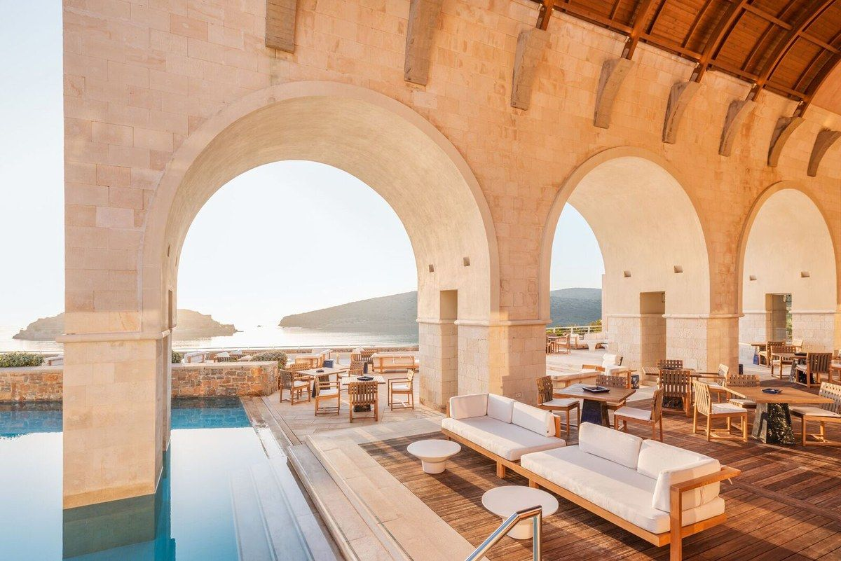 Blue Palace A Luxury Collection Resort And Spa Crete Crete