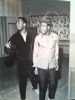 Otis and Paul Williams Of The Temptations