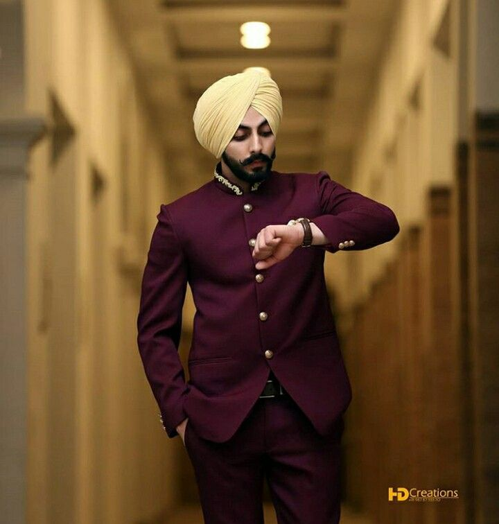Sikh Wedding Food: Pin About Designer Suits For Men And Wedding Dress Men On