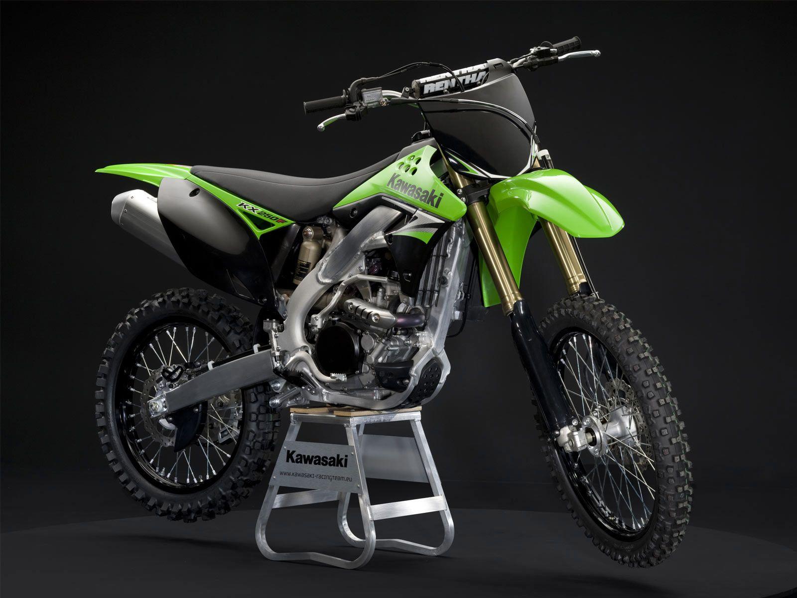Kawasaki F 250cc Kawasaki Dirt Bikes Motocross