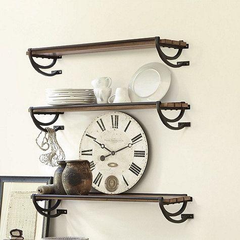 Aspen Shelf. $149 by BallardDesigns