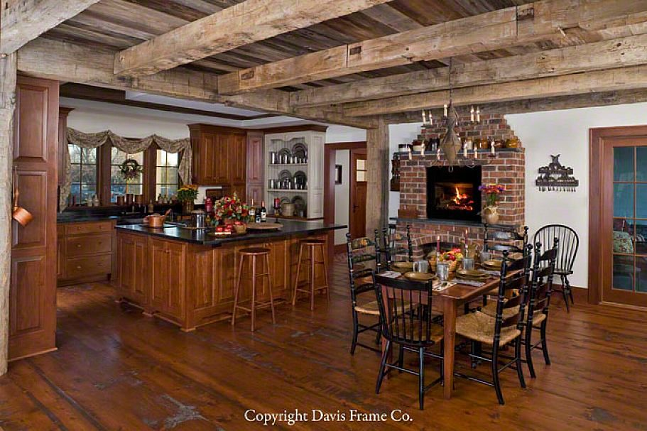 Pole barn house on pinterest pole barn houses pole Barn home interiors
