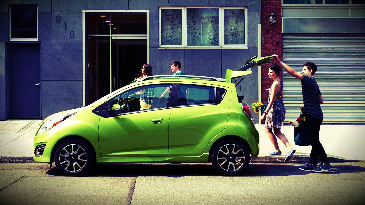 Chevrolet Spark 2015 Precios Versiones Y Credito Automotriz Desde