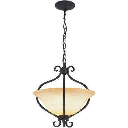 Belair Lighting Georgian 2 Light Bowl Pendant Products
