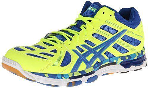 c607af4b57 Asics Men s Gel-Volleycross Revolution MT Volleyball Shoe