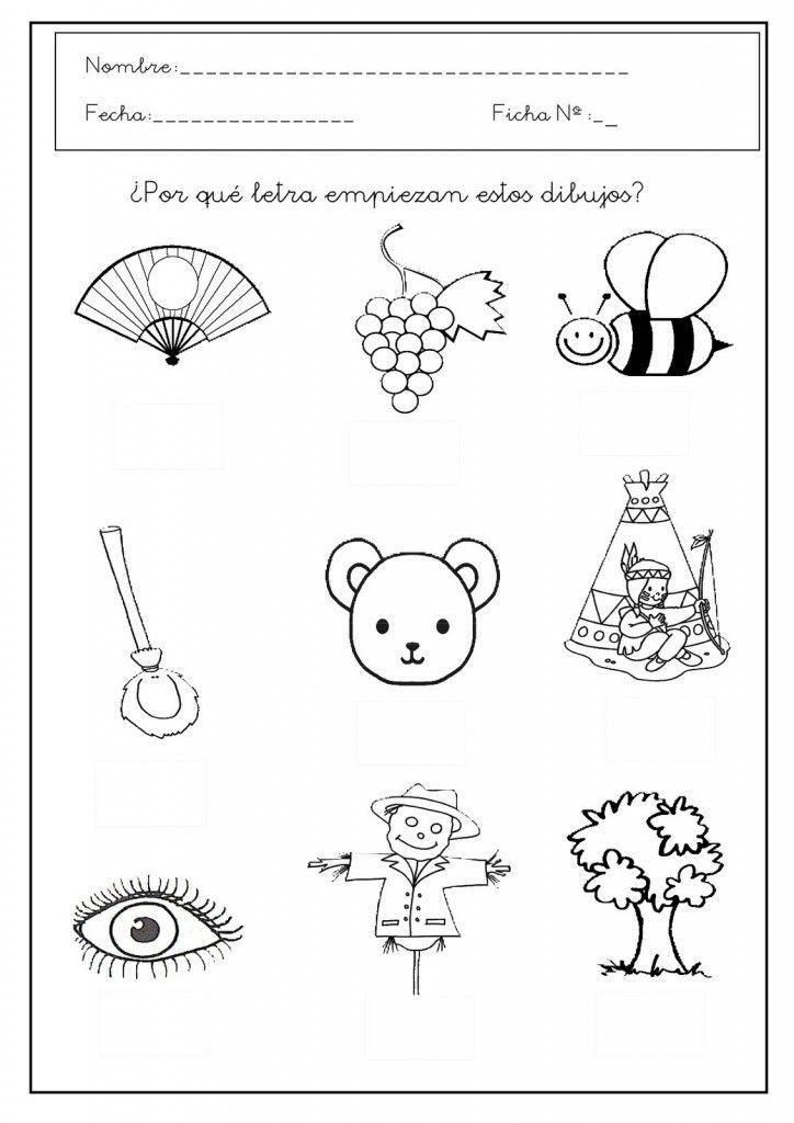 Fichas para trabajar las vocales en el aula de infantil | Diario de ...
