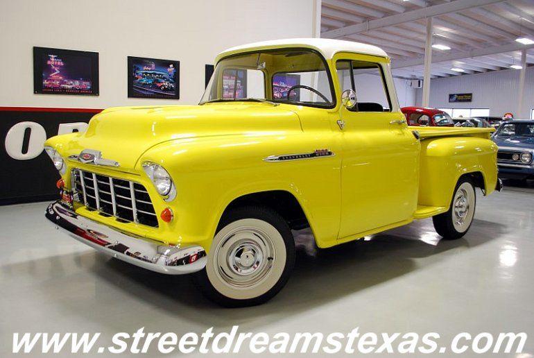 1955 Chevy Truck 1955 Chevy Truck For Sale Chevy Trucks For