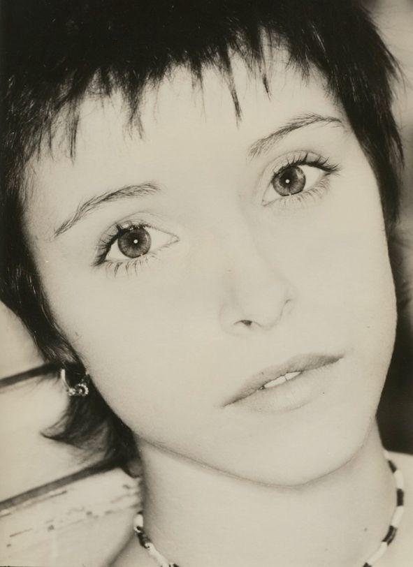 Ingrid Rubio ©Miguel Oriola. TENDENCIAS. Octubre 1996