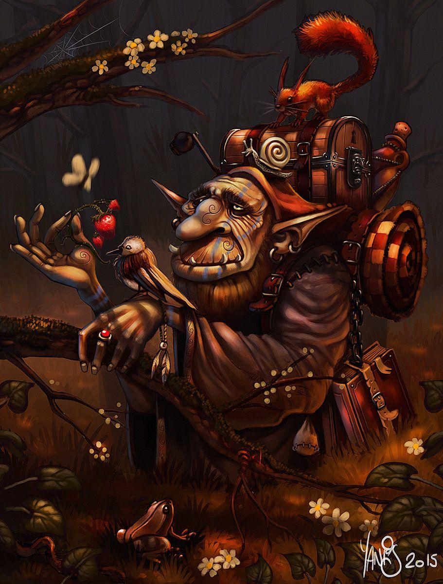 yanis cardin - Old Gnome