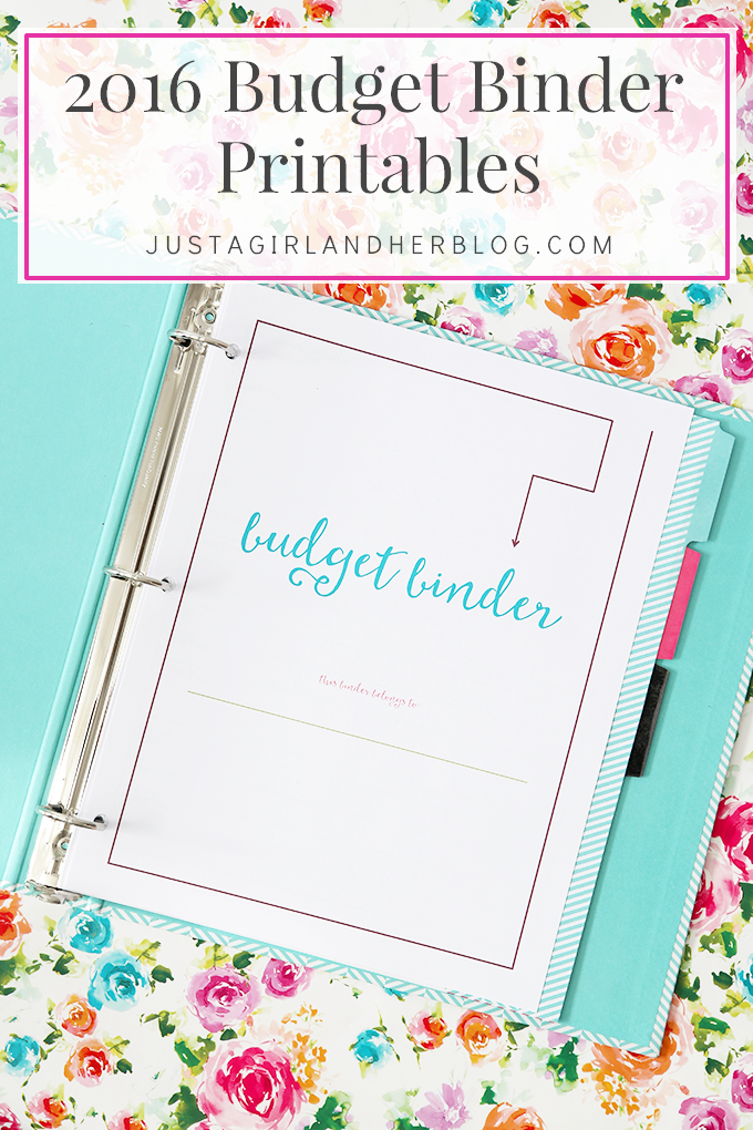 a beautiful detailed free printable budget binder that will help you save more money and spend less in the coming year click through to snag your copy