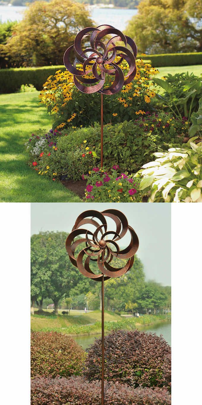Wind Spinners Outdoor Decor - Home Decorating Ideas