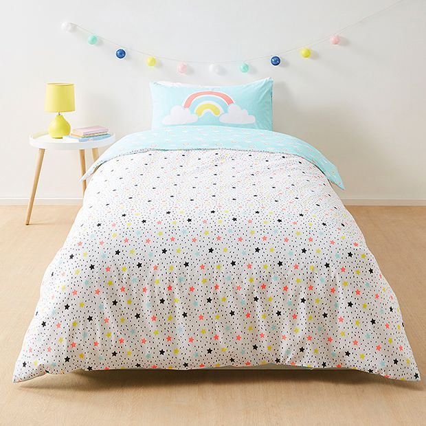 Bright Star Quilt Cover Set Quilt Cover Sets Quilt Cover One Bedroom