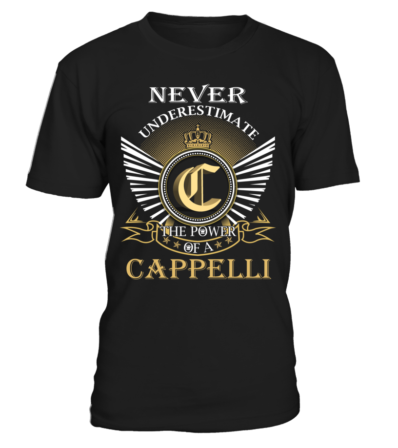 Never Underestimate the Power of a CAPPELLI