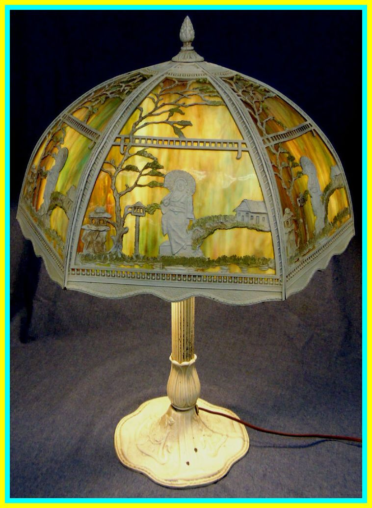 126 reference of vintage table lamps 1930s in 2020